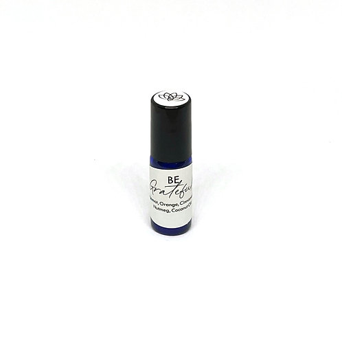 Essential Oil Roller Ball-Be Grateful