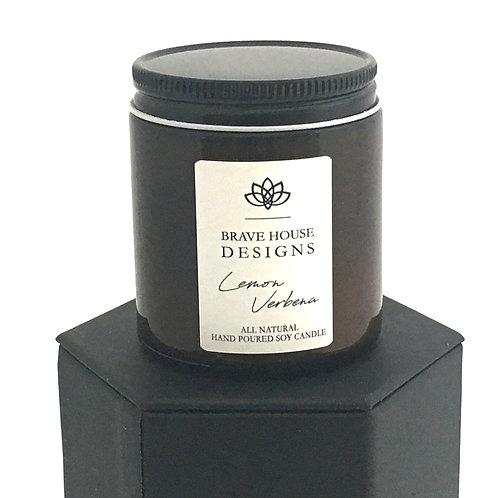 Lemon Verbena Soy Candle-4 oz