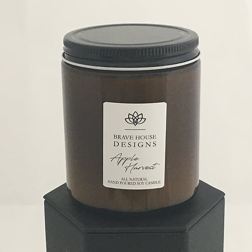 Apple Harvest Soy Candle-9 oz