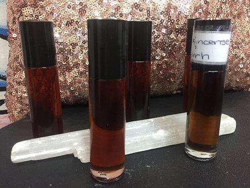 Blessed Frankincense & Myrrh Oil
