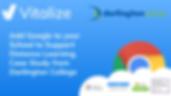 Google for Edu DFE Grant & Vitalize Darl