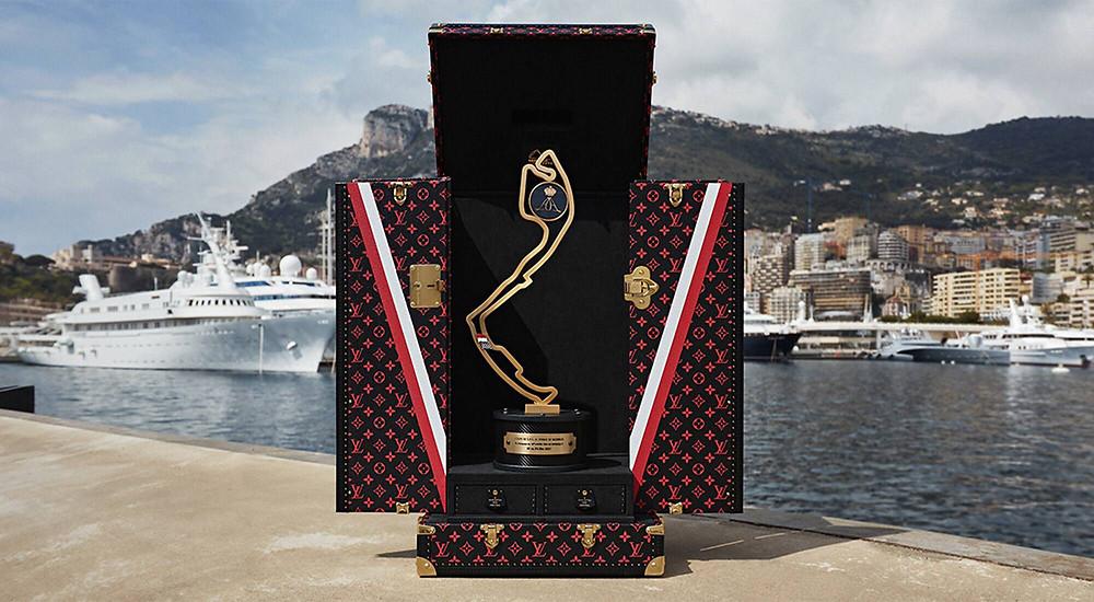 Louis Vuitton torna-se o fornecedor oficial da mala de viagem para o Trophy 1 Grand Prix de MonacoTM