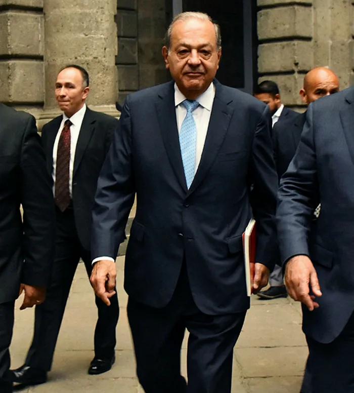 A riqueza de Carlos Slim equivale a 5,3% do PIB do México © Getty Images