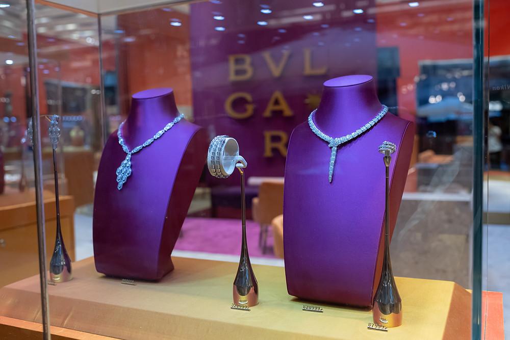 BVLGARI abre pop-up store no shopping Cidade Jardim