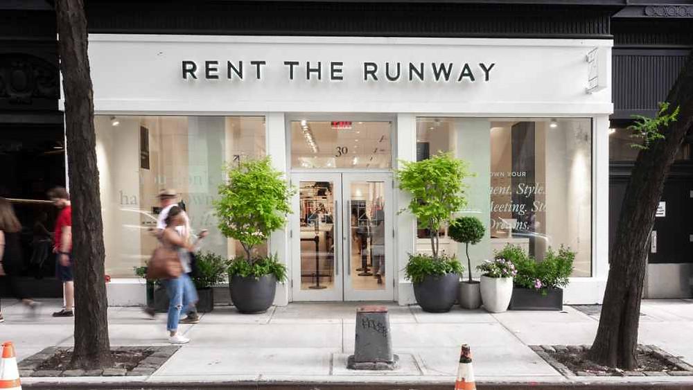 Rent the runway - uma startup de moda vai fazer IPO esse no nos EUA