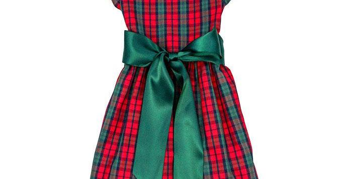 Plaid Jackie dress