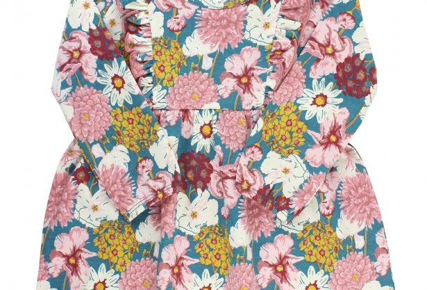 Flower print Ava top