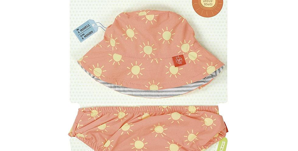 Lassig swim set swim diaper & sunhat