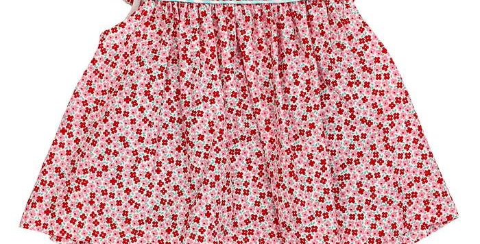 Perfect Poppy Float Dress w/ Bloomer