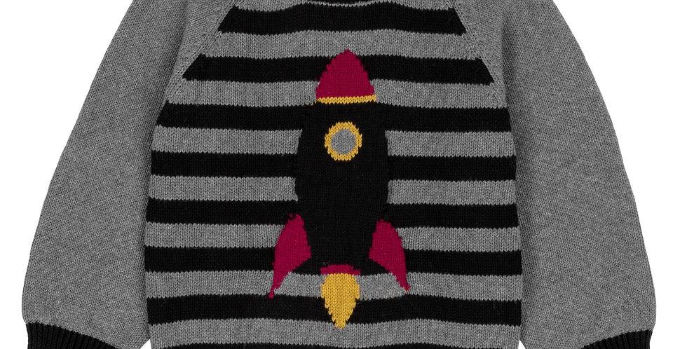 Rocket Striped Sweater