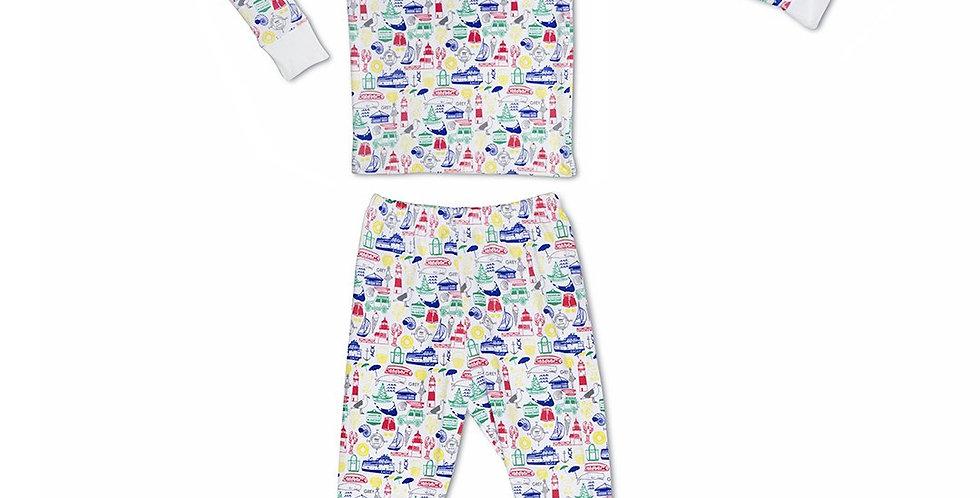 Nantucket 2 PC Pajamas