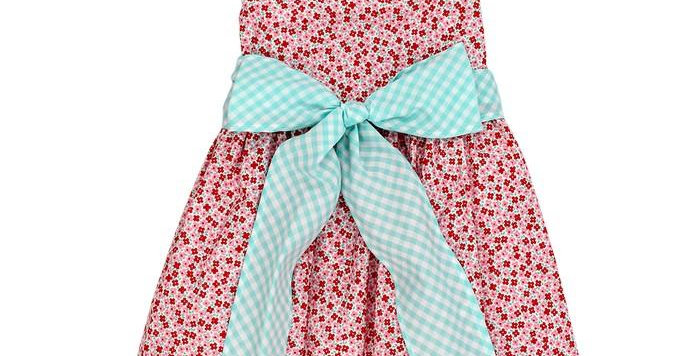 Perfect Poppy Dress