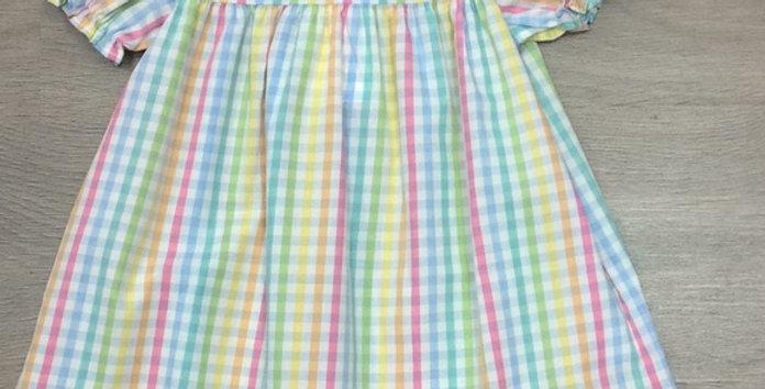 Maerin Fitz Frock old Preston Plaid dress