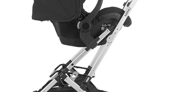 Car Seat Adapters (Maxi-Cosi®, Nuna® and Cybex) for MINU (all model years)
