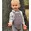 Thumbnail: Maroon sweat overalls