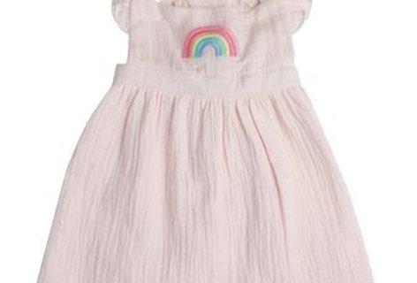 organic Rainbow Dress w/ Bloomers