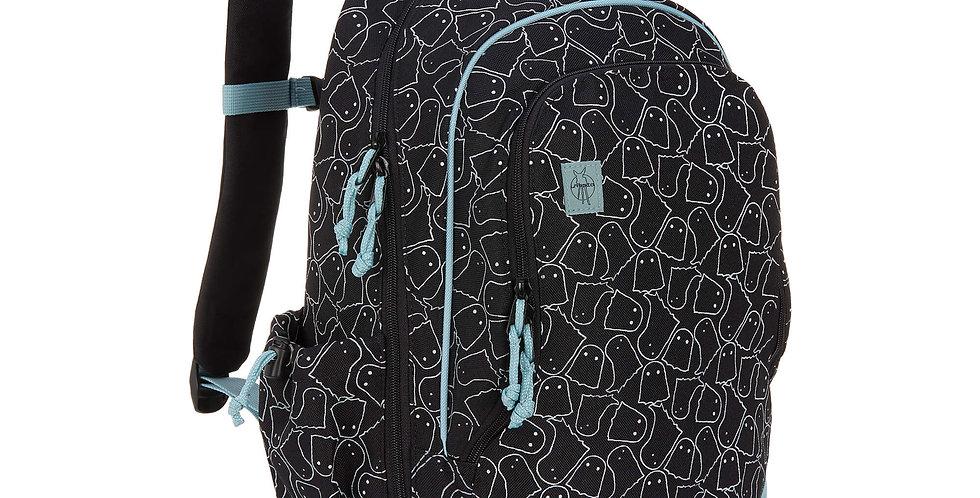 Big Kids Backpack, Spooky Black