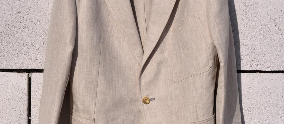 Finest Fabrics -Summer jacket  [1/S] -Archive