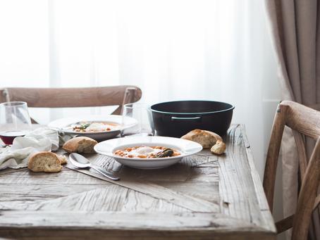 """Øllebrød (Danish Rye Bread Porridge)Literally translated, øllebrød means """"beer bread."""" This hearty"""