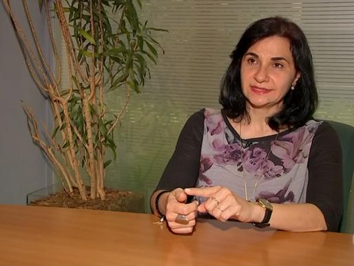 Entrevista para a TV TEM (afiliada à Rede Globo) sobre auto-mutilação em jovens