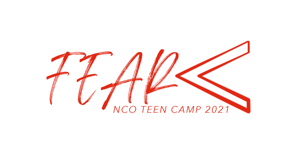 ferless nco teen camp transparent red.pn