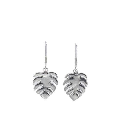 Cheese Plant / Monstera Drop earrings