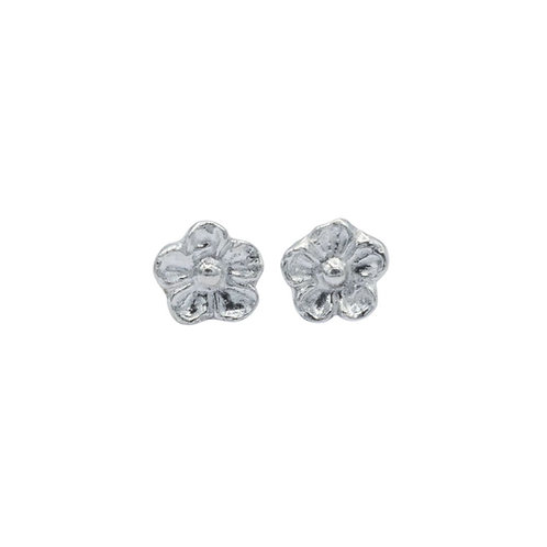 Forget-me-not Flower Studs