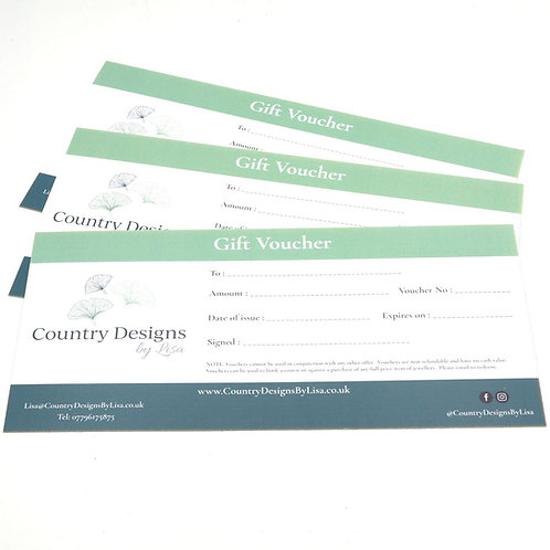 Gift Voucher - Taster Workshop