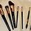 Thumbnail: KBB Signature Gold - 7 Piece Brush Set