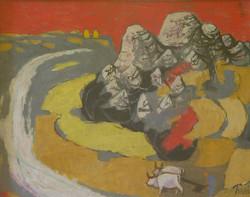 JULIAN TREVELYAN (1910 - 1988)