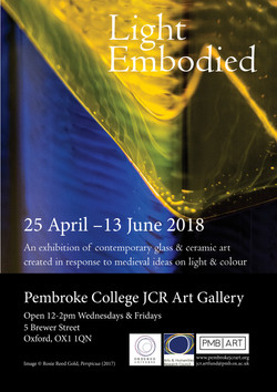 Light Embodied April - June 2018