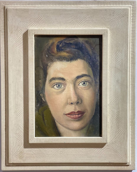Portrait of Govette - David Tindle