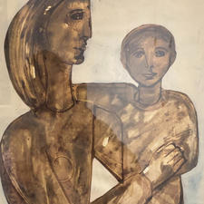 Mother and Child, 1967