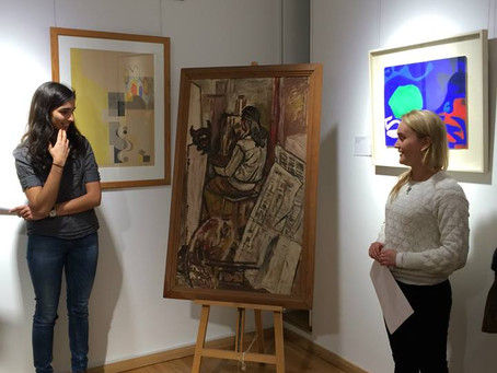 Bratby Discovered