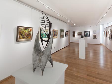Pembroke Art Gallery Opening - via TheOxStu