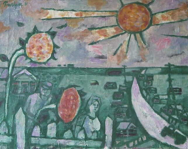 JULIAN TREVELYAN (1910-1988)