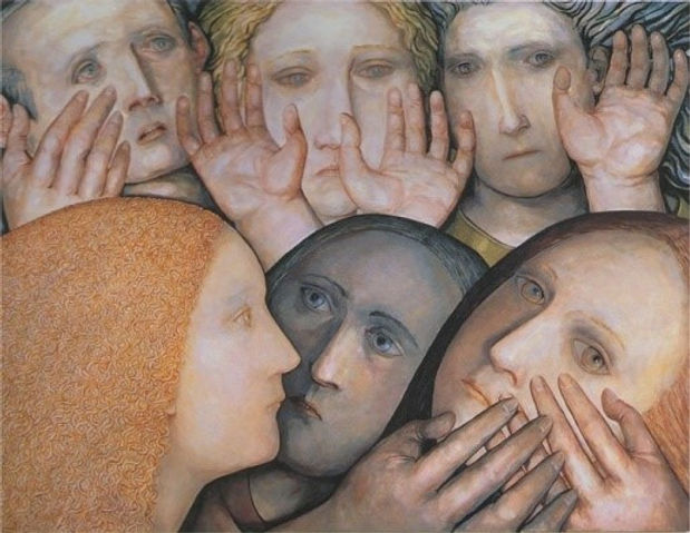 Evelyn Williams, Lament 2. Then Trouble