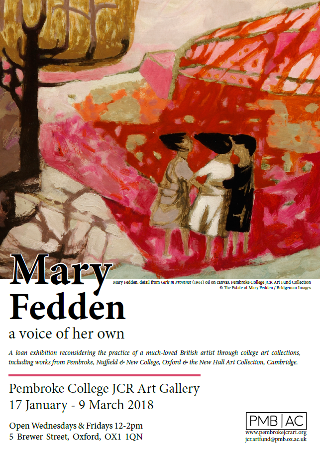 'Mary Fedden: A Voice of her Own'