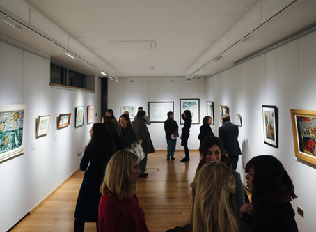 Private View of 'Mary Fedden: A voice of her own'