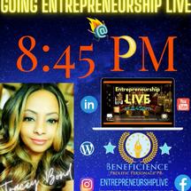 Entreprenuership LIVE | Entrepreneurs Entertaining Gratitude