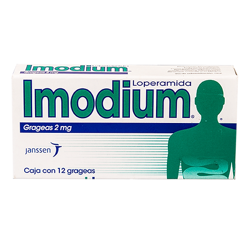 Imodium 2mg x 12 tabs