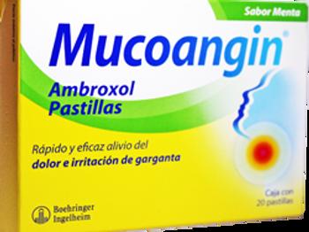 Mucoangin 20mg x 6 Lonzega