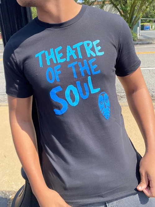 Black Theatre Of The Soul T-Shirt