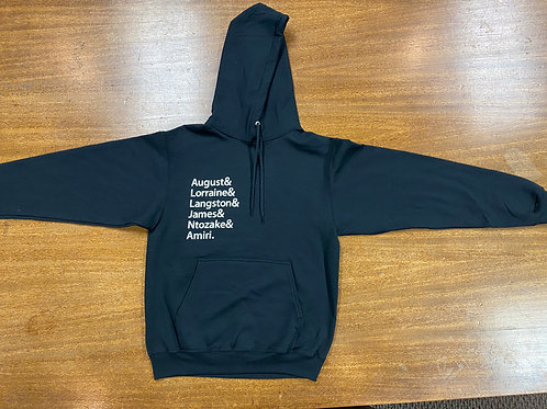 The Black Rep Playwright Hoodie