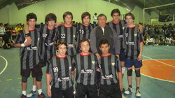 Equipo Voley Semana Estudiantil 2009