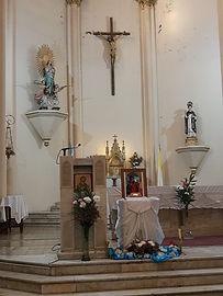 Reliquias de Carlo Acutis en el templo parroquial de San Vicente Ferrer