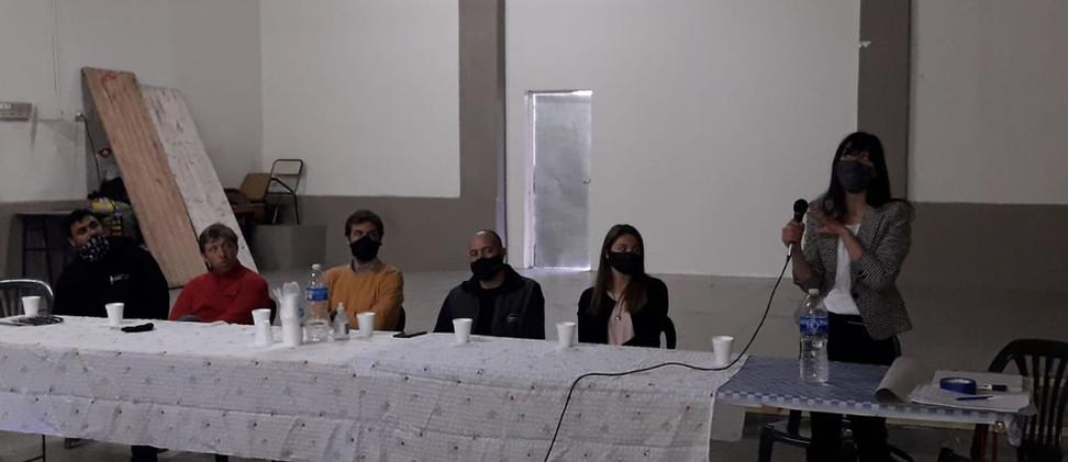 panel de profesionales