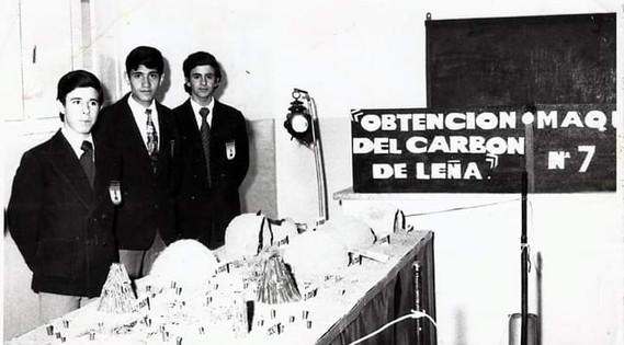 prom 80, colaboración Prof. Rubén Rodríg