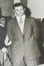Director Agustín Hasenauer. (1972-     )