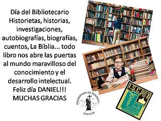 Día del Bibliotecario !!